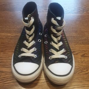 Girl's  Converse sneakers 12 $ 19.00 # 1012